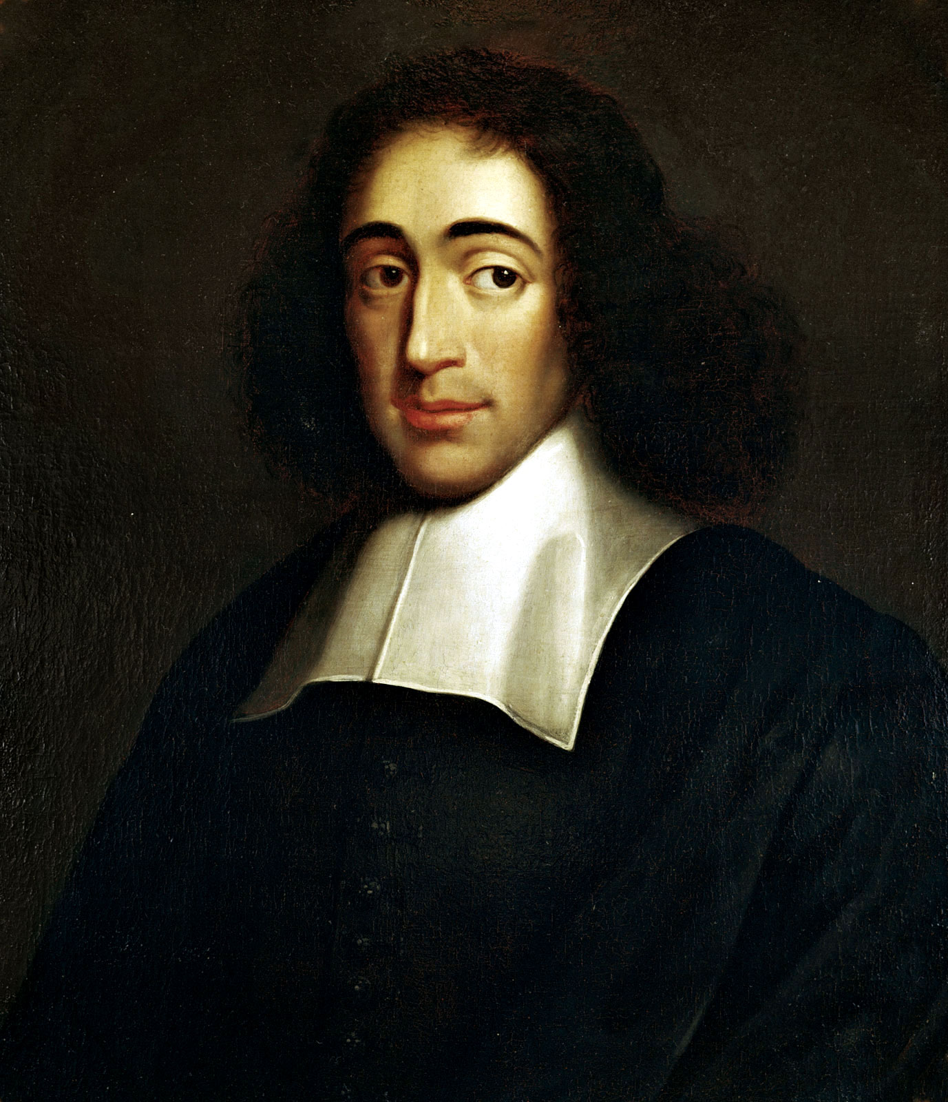 The God of Spinoza.